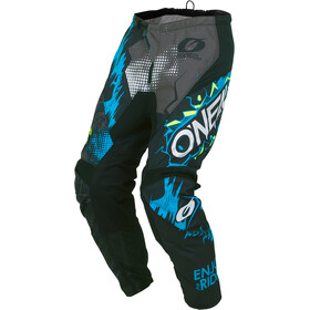 ONeal Element Cycling Pants Men Villain black/colourful